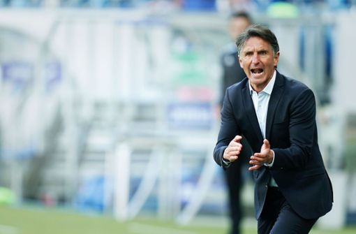 Bruno Labbadia – der Dauerbrenner der Bundesliga