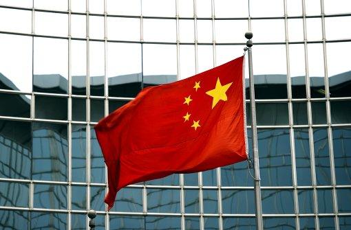 Chinesen drängen in modernen Autobau