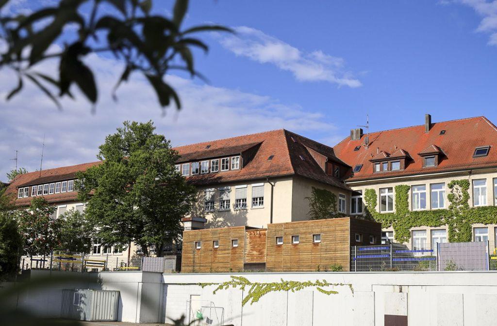Die Wilhelmschule  ist wieder in der Diskussion. Foto: factum//Simon Granville