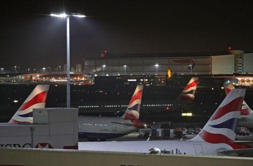 Militär will Flughafen Heathrow schützen
