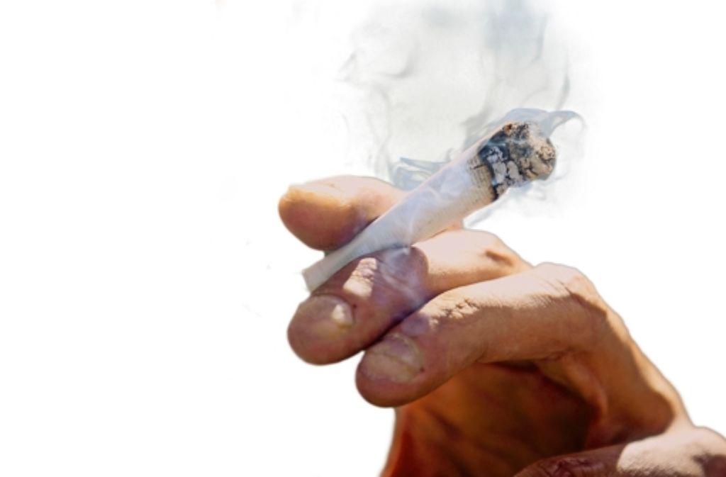 Wo Rauch ist, ist manchmal Rausch nicht weit. Foto: dpa