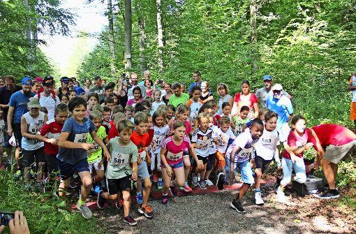 Im Himmerreich wurde gefeiert und viel Sport gemacht