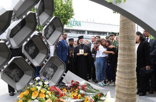 Bewegende Gedenkfeier für Opfer