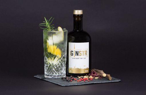 Der weltbeste Gin kommt aus Stuttgart