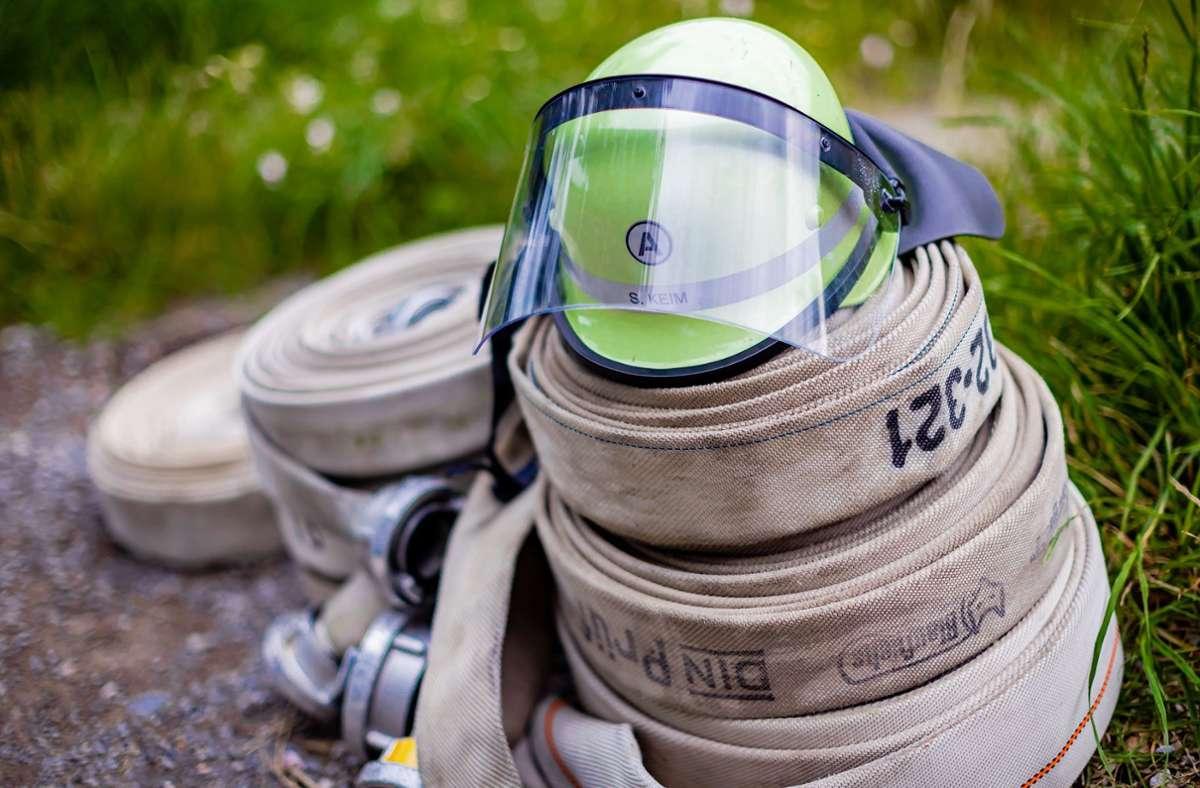 Die Feuerwehr konnte das Feuer schnell löschen (Symbolfoto). Foto: KS-Images.de / Karsten Schmalz/Karsten Schmalz