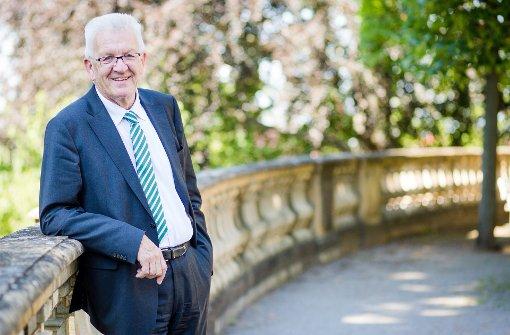 Kretschmann will wohl nicht Bundespräsident werden