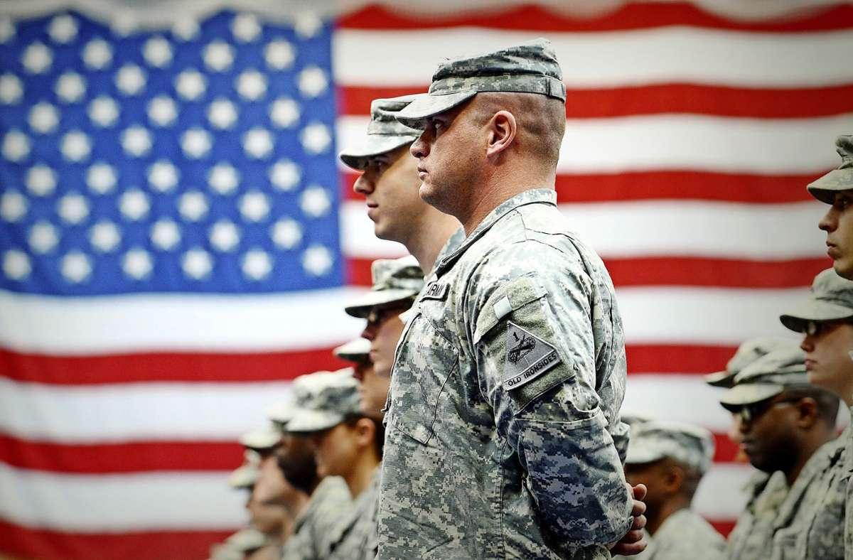 Die Bundesbürger würden sogar einen vollständigen Abzug der Streitkräfte befürworten. Foto: dpa/Frank May