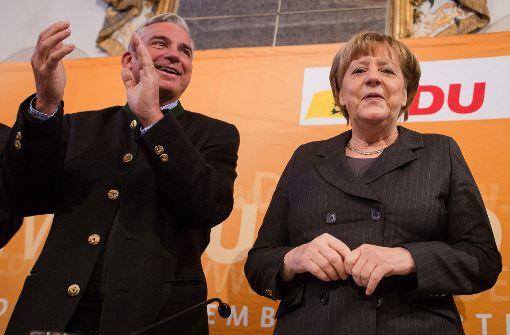 CDU für harte Gangart in der inneren Sicherheit