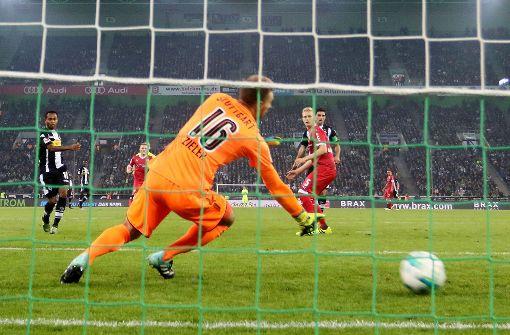 Das VfB-Motto: Nur nicht ans Verlieren gewöhnen