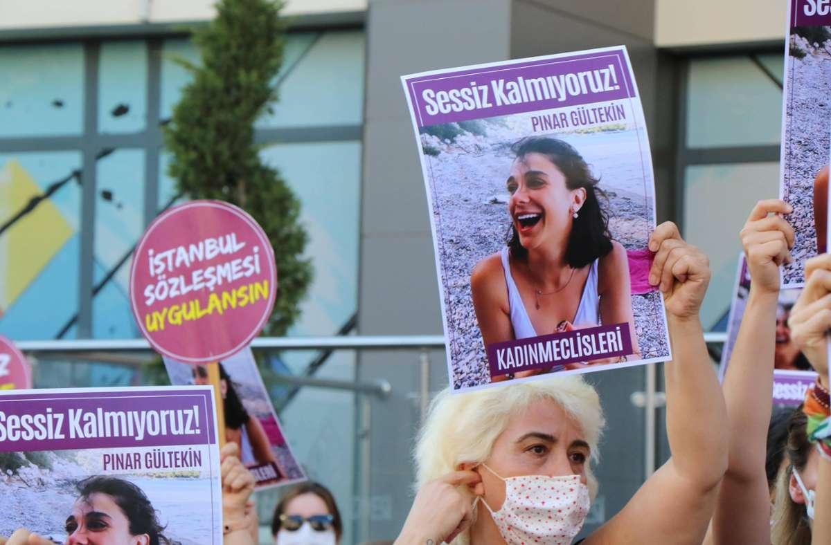 Gewalt gegen Frauen ist in der Türkei ein verbreitetes Problem. Foto: imago images/INA Photo Agency
