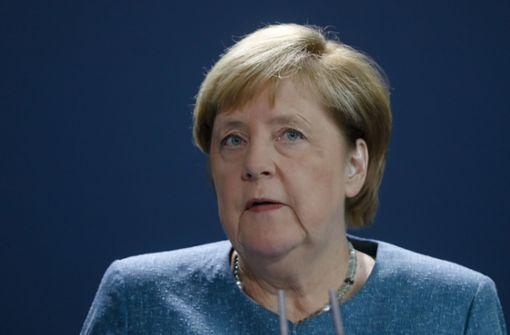 Merkel: Nawalny sollte zum Schweigen gebracht werden