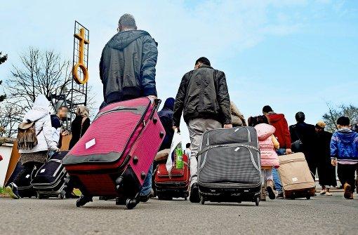 Flüchtlinge: Die Lage entspannt sich leicht