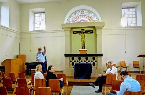 Neuer Wanderweg zur jüdischen Geschichte in Remseck