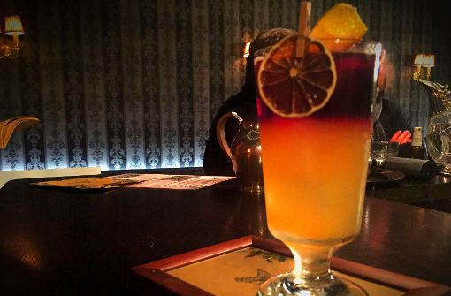 New York Sour im Le Petit Coq
