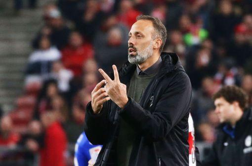 Pellegrino Matarazzos Fußballwelt unter der Käseglocke