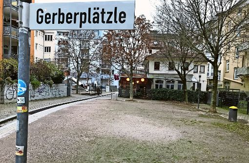 "Unbekannte schaffen neues ""Gerberplätzle"""