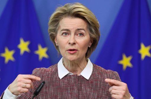 EU will Afrika und anderen mit 15 Milliarden Euro helfen