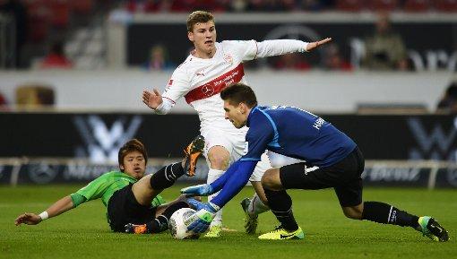 Der Sieg des VfB war verdient
