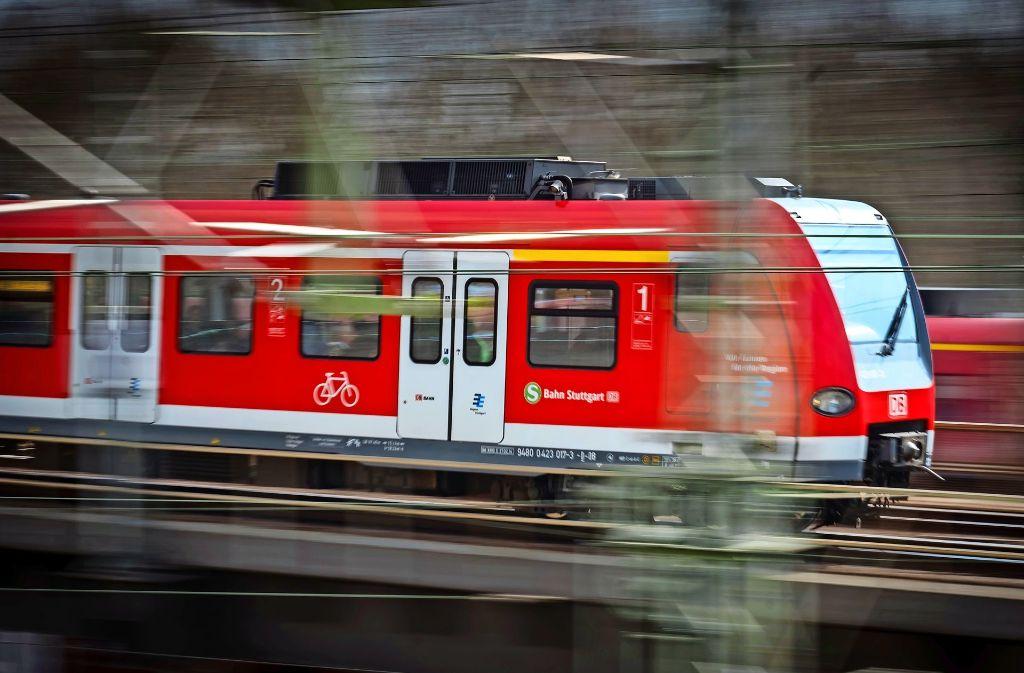 Fährt die Stuttgarter S-Bahn einmal bis nach Calw? Foto: Lichtgut/Achim Zweygarth