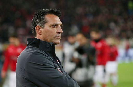 Alois Schwartz neuer KSC-Trainer