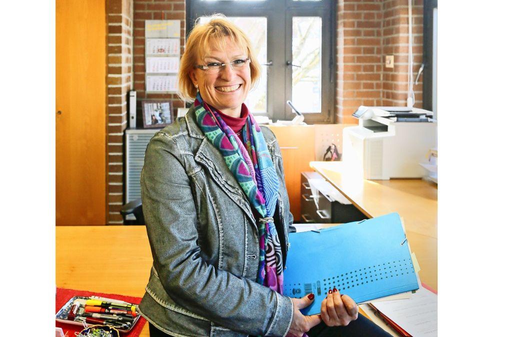 Stuttgarter  Verwaltungsrichterin   gibt Susanne Widmaier  Recht. Foto: factum/ Granville