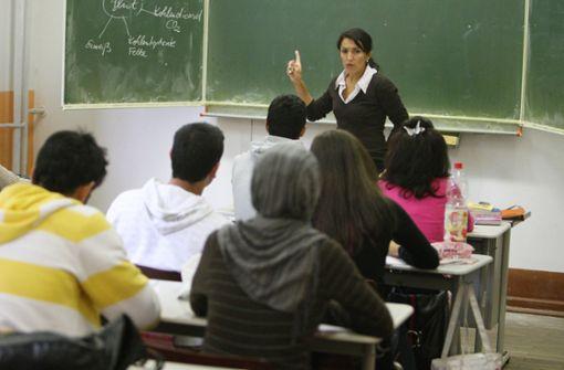Starthilfe für Lehrer aus dem Ausland
