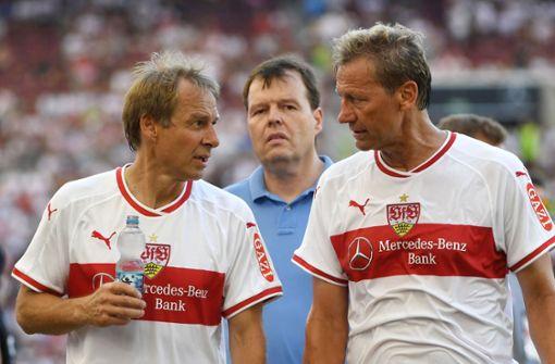 Übersteiger Buchwald, Volley Klinsmann