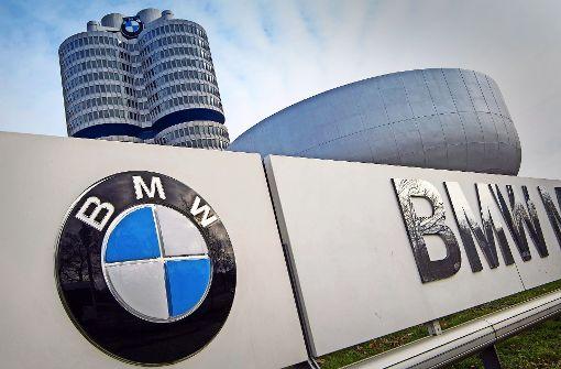 BMW wird der Abgasmanipulation bezichtigt