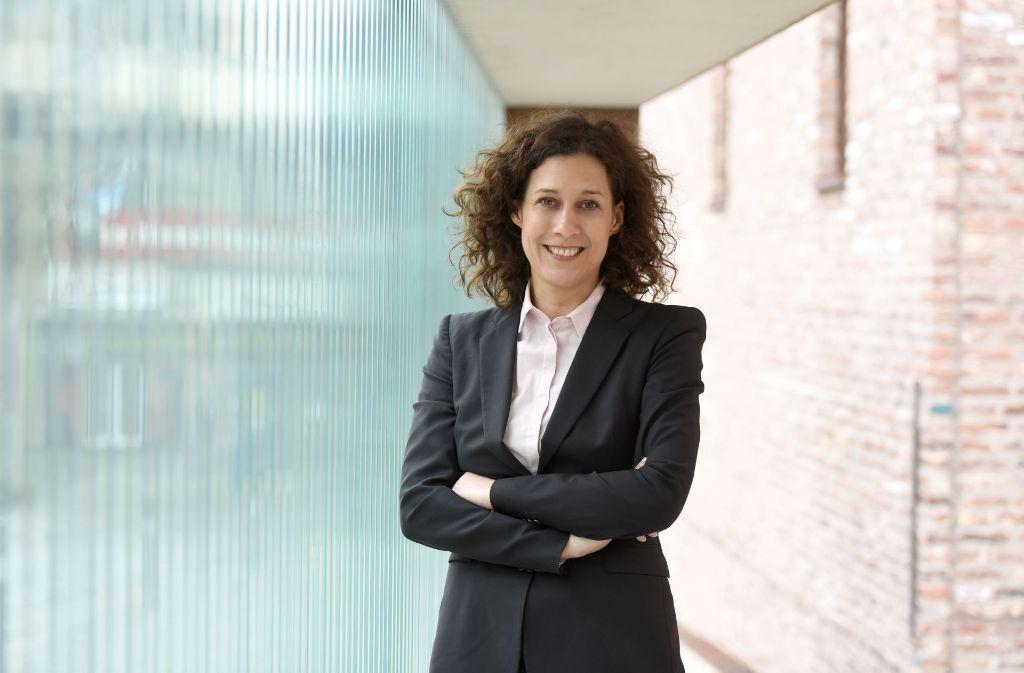 Nicole Fritz will das Potenzial der Kunsthalle in viele Richtungen entwickeln. Foto: Susi Donner