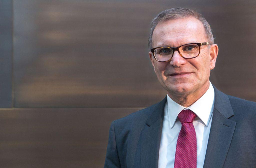 Michael Odenwald soll neuer Aufsichtsratschef der Deutschen Bahn werden. Foto: BMVI/dpa