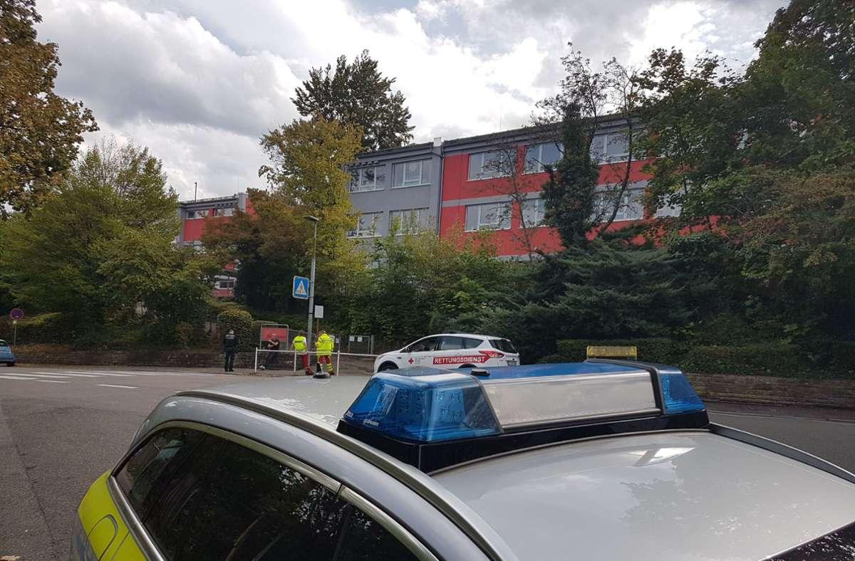 Die Polizei schließt einen üblen Scherz nicht aus. Foto: SDMG/SDMG / Gress