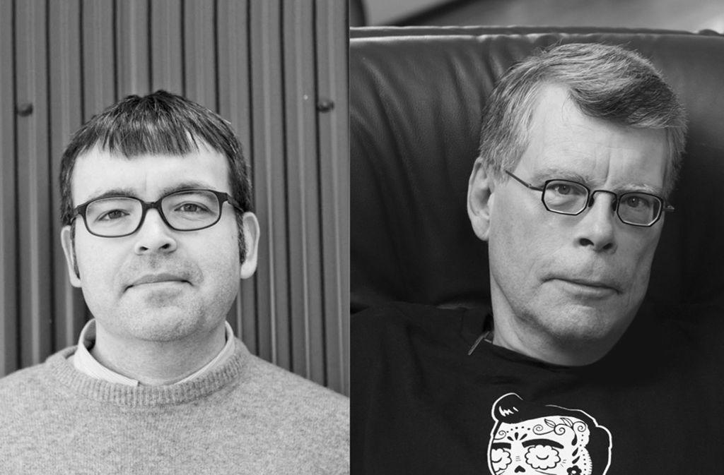 Owen King (links) ist der Sohn von Stephen King Foto: Daniell Lurie, Shane Leonard