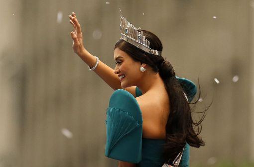Miss Universe verrät ihre Zukunftspläne