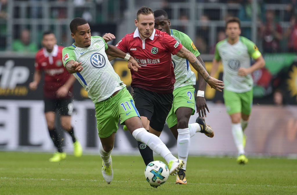 Daniel Didavi spielte einst für den VfB Stuttgart – und trifft derzeit für den VfL Wolfsburg. Foto: dpa