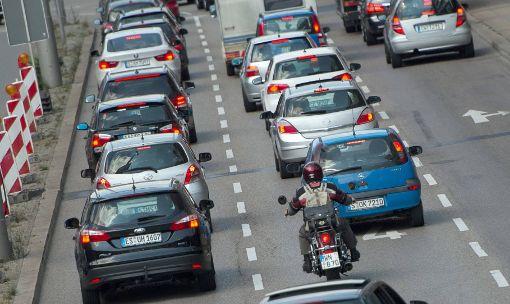 Genug frische Luft im Stadtbezirk Zuffenhausen am Montag