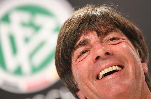 Joachim Löw bleibt bis 2020 Bundestrainer