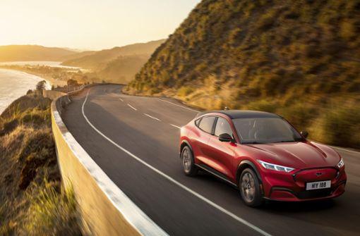 Ford schickt Elektro-Mustang ins Rennen