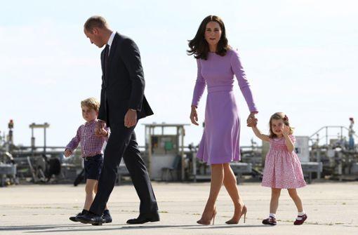 So unterschiedlich sind Prinz George und Prinzessin Charlotte