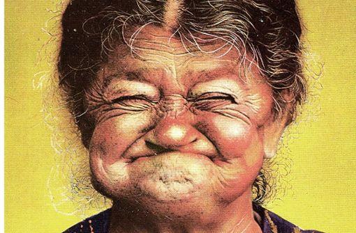 Das Rätsel um die Postkarten-Oma