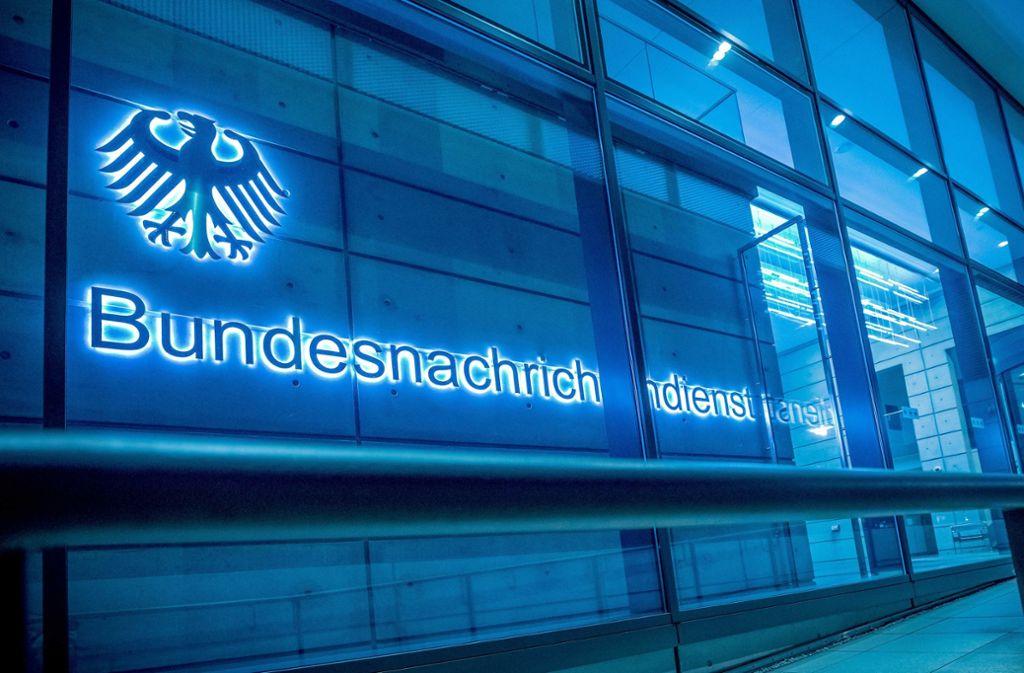 Mitarbeiter der Nachrichtendienste von Bund und Ländern können den Studiengang belegen. (Symbolfoto) Foto: dpa