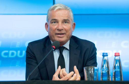Rülke fordert Rücktritt von Innenminister Strobl