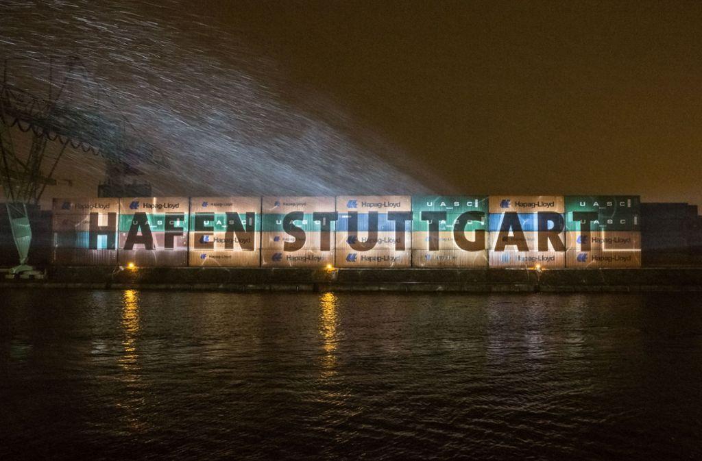 Von temporären Ausnahmen abgesehen kein Ort für Partygänger: der Stuttgarter Hafen. Foto: Lichtgut/Julian Rettig