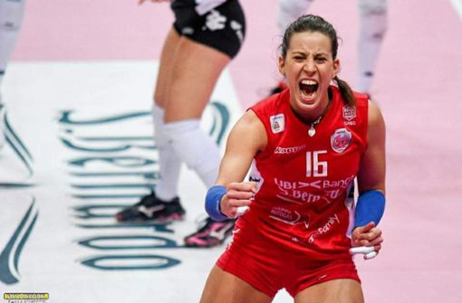 Allianz MTV Stuttgart holt spanische Nationalspielerin