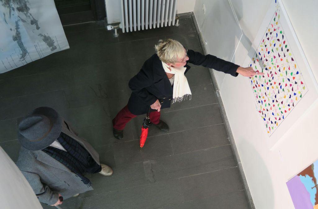 In der Ausstellung zum 30-jährigen Bestehen gibt es viel zu entdecken. Foto: Brigitte Hess