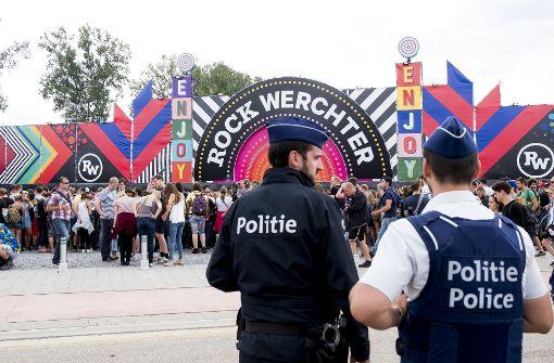 Festival trotzt der Terrorangst