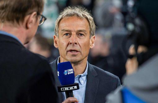 So hat sich Jürgen Klinsmann beim Debüt geschlagen