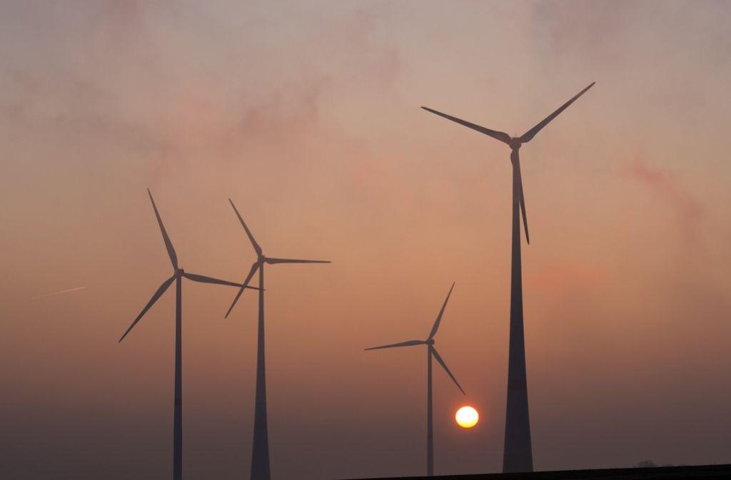 Der Petitionsausschuss beschäftigt sich mit zwei potenziellen Windkraftstandorten am Schurwaldrand Foto: