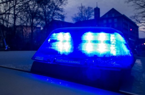 Betrunkener Autofahrer flüchtet vor Polizei