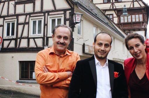 Flüchtlinge als Gründer: Das syrische Restaurant in Horb