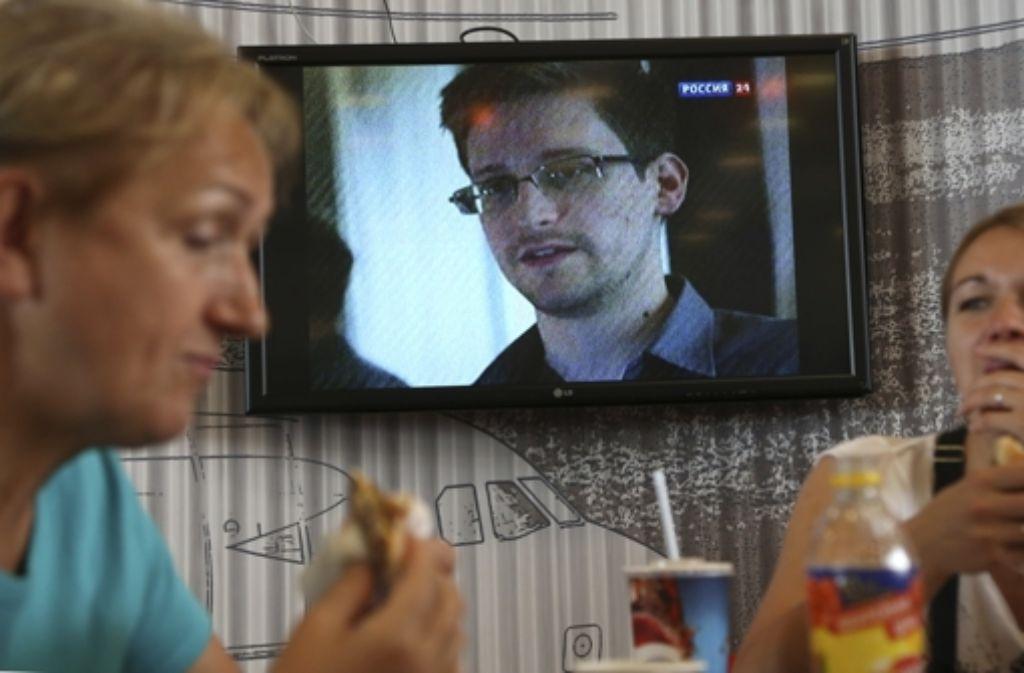 Wo Ist Snowden